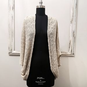 Sparrow Open Cardigan